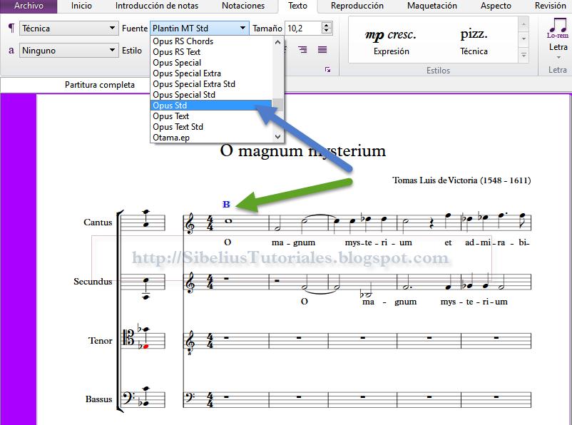 Notación musical con Sibelius: Sibelius 7 First: Superando