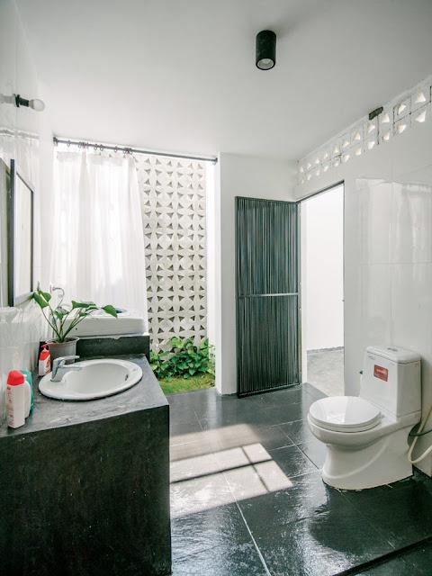 Điều kiêng kị khi thiết kế nội thất phòng vệ sinh ảnh 1