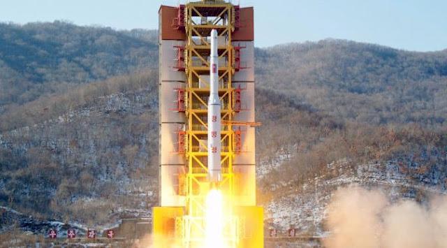 Indonesia sesalkan peluncuran roket jarak jauh Korea Utara