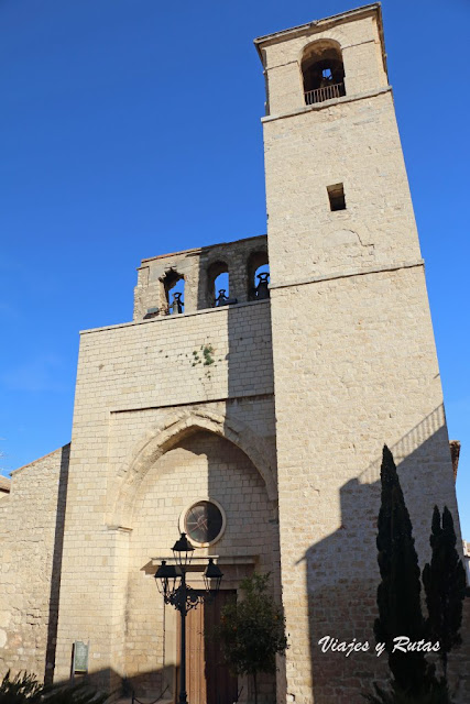 Iglesia de San Juan, Jaén