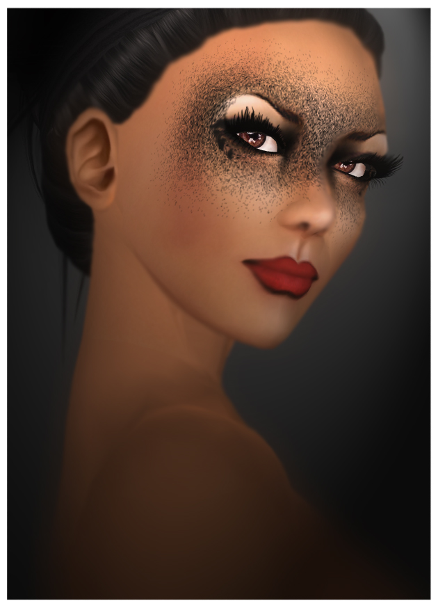 Arewa!!!: Fashion Make Up