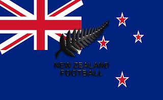 Patch Nova Zelândia Brasfoot 2016