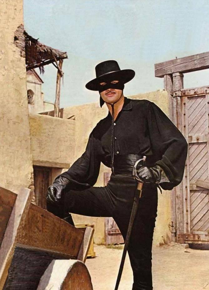 Zorro (TV Series 1990–1993) - IMDb