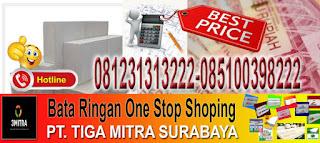info harga hebel atau bata ringan di Surabaya. sidoarjo, gresik