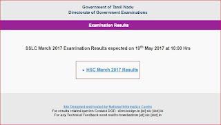 sslc result 2017 tamilnadu