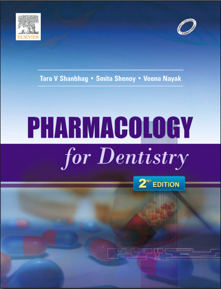Pharmacology for Dentistry, 2nd Edition (2014) [PDF]