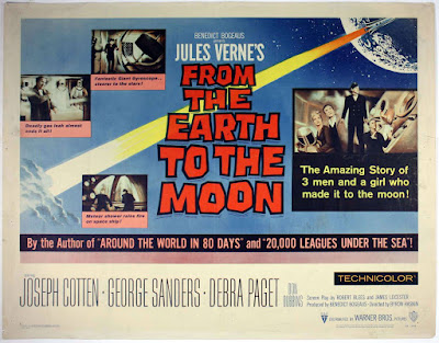 Image result for earth to the moon (1958)