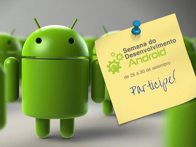 Aprenda a desenvolver um app Android do zero em uma semana.
