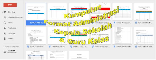 Download Format Surat Kepala Sekolah Terlengkap Terbaik Untuk Semua Intansi Pendidikan