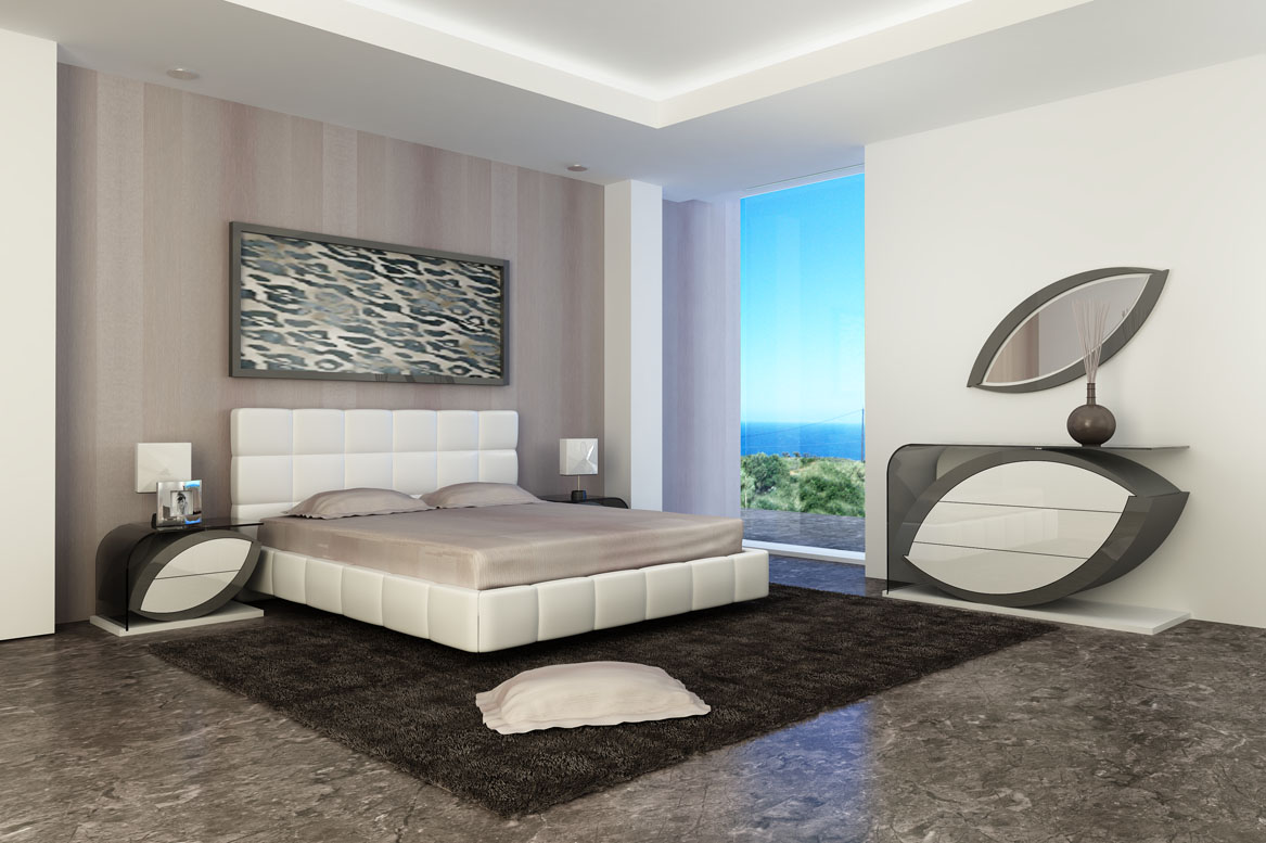 Contemporary & Modern Bedroom Furniture