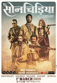 Sonchiriya (2019) Hindi Movie Web-DL | 720p | 480p