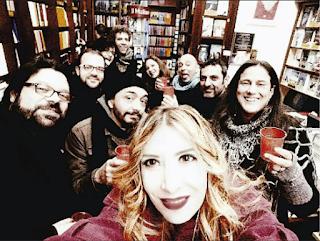 libreria nuova AVE-Reggio Calabria- ph-katia colica-la santa furiosa