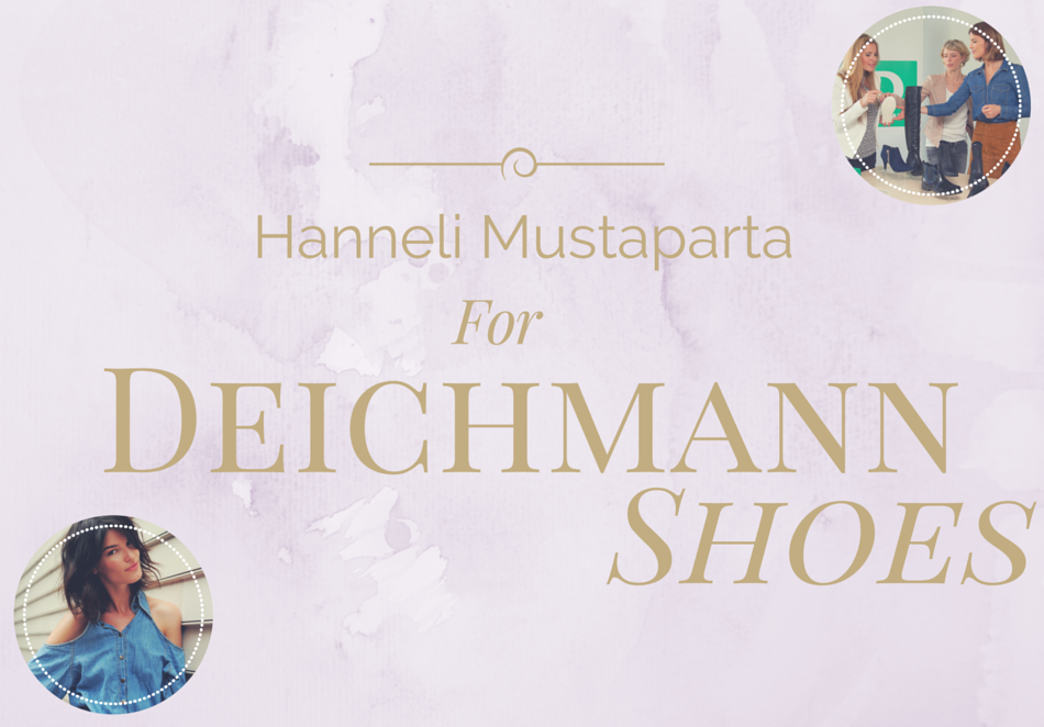 an image of Hanneli Mustaparta for Deichmann