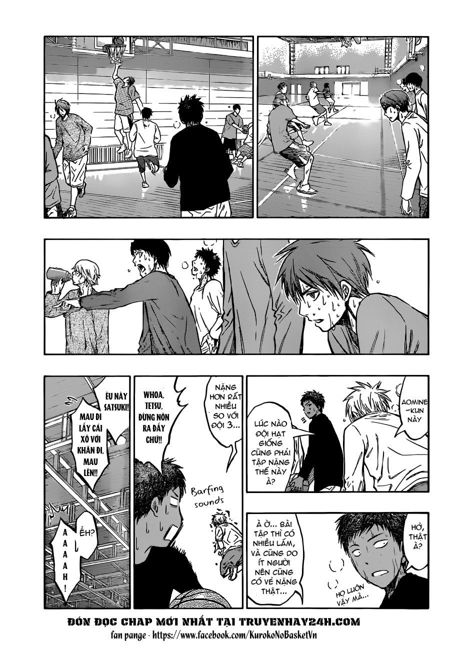 Kuroko No Basket chap 207 trang 14