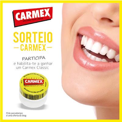 Passatempo Beleza Feminina / Carmex