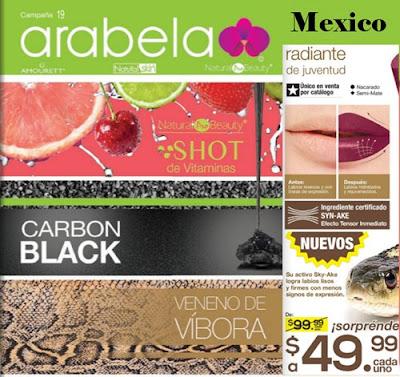 Campaña 19 2016 Arabela Mexico