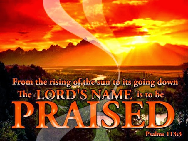 Praise Lords Name