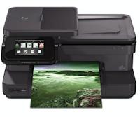 HP Photosmart 7525 Printer Driver