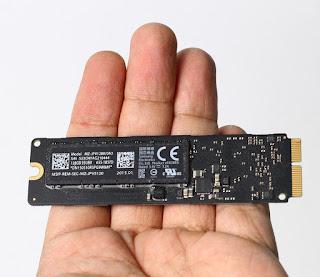 Jual SSD Macbook Air dan Retina