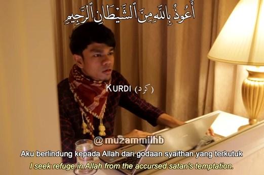 Audio Maqam Al-Quran Muzammil Hasballah