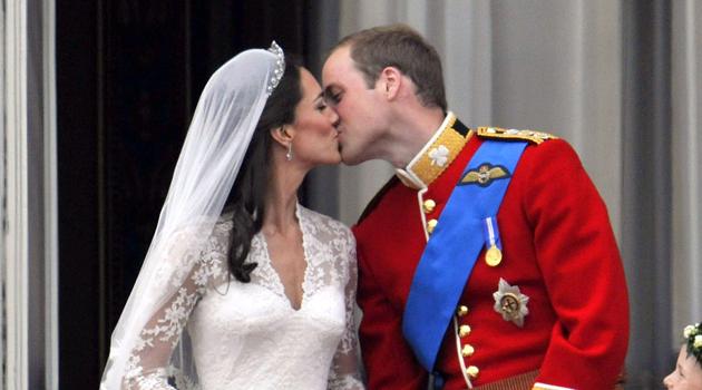 Kate i William - romantyczne chwile cz.3
