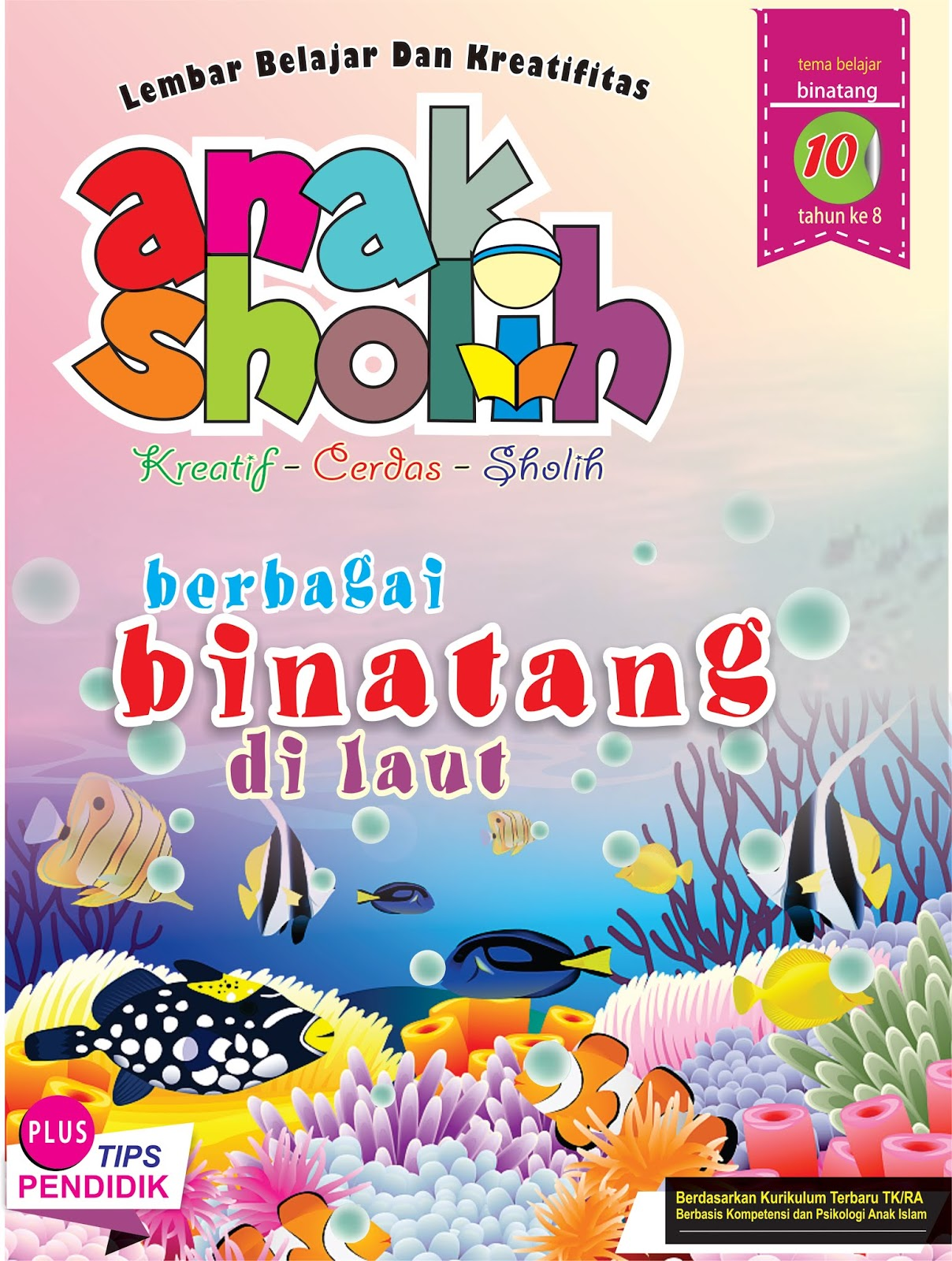 Cover Anak Sholih Th 08 Eds 10