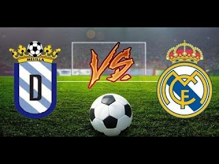 مشاهدة مباراة ريال مدريد ومليلية بث مباشر بتاريخ 05-12-2018 كأس ملك إسبانيا