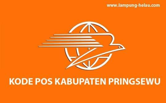 Kode Pos Pringsewu Lampung