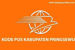 Lengkap! Kode Pos Kabupaten Pringsewu Lampung