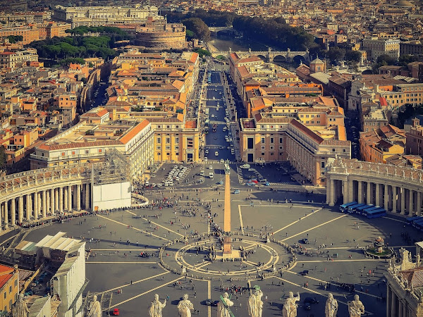 My bucket list trip to Rome