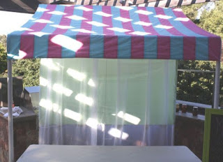 Make A PVC Canopy