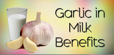 Garlic And Honey Milk