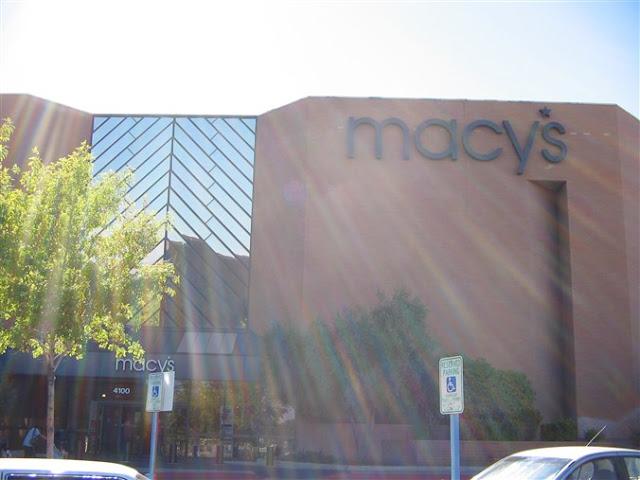 Lojas de departamento de Las Vegas