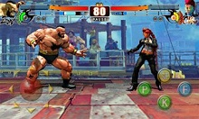 Download Game Android Street Fighter APK+DATA