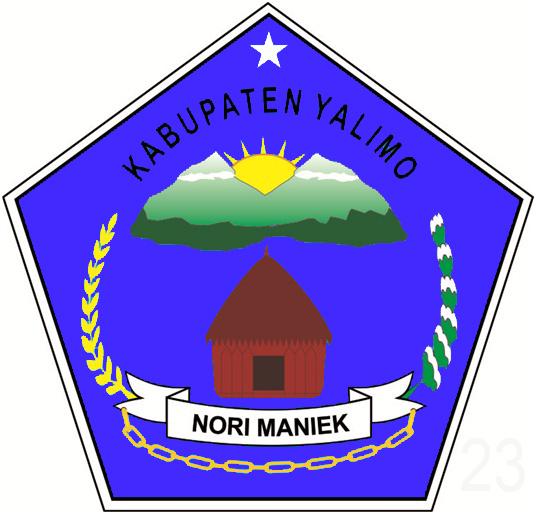 Mbindeackdo Pictures Logo Terbaru Pemerintah Kabupaten Yalimo
