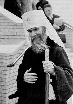 Митрополит Филарет: Проповедь в Праздник Преображения
