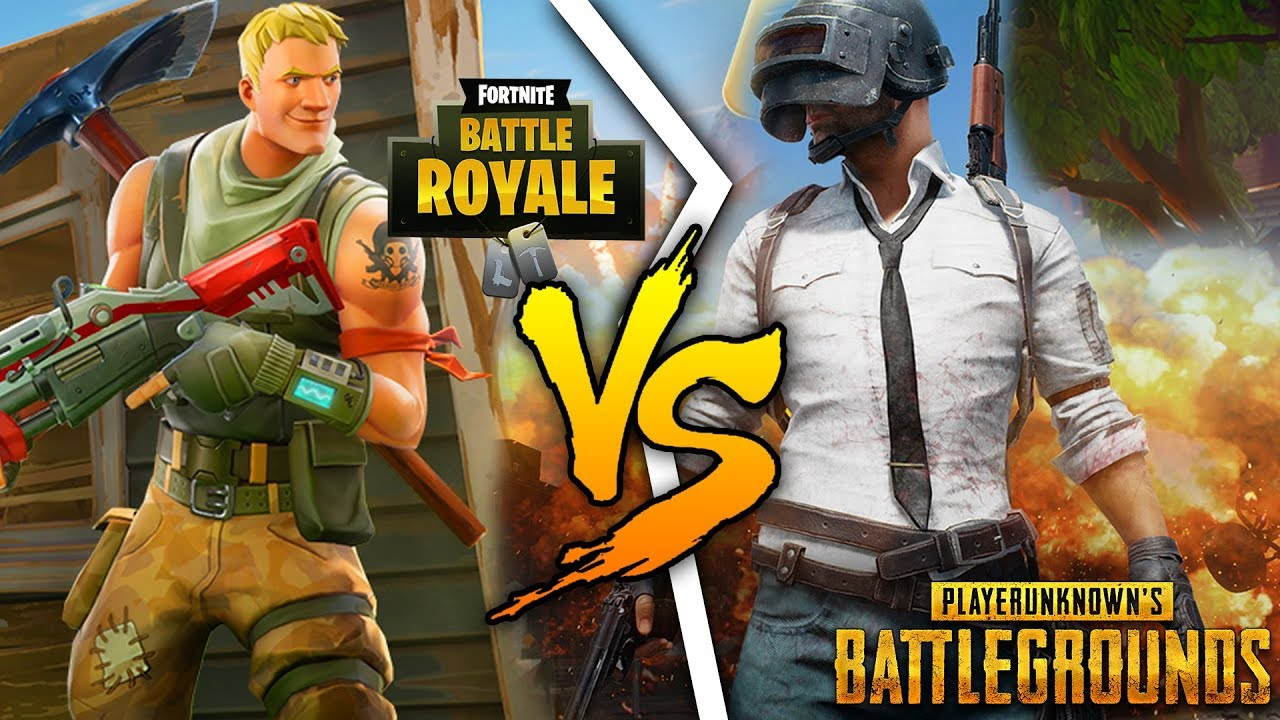 Differences between Battle Royale and Player Unknown's Battlegrounds