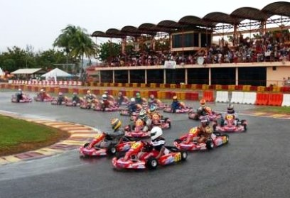 Morac International Karting