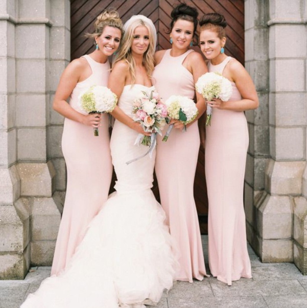 Stunning Dresses for Bridesmaids