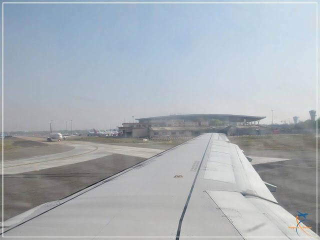 GoAir India -  Terminal 2 - Aeroporto Indira Gandhi
