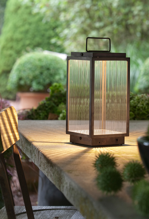 Francine Gardner Art De Vivre Outdoor Lighting By Tekna