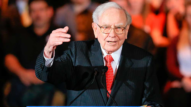 Mengenal Warren Buffet - Pebisnis dan Investor Terkaya di Dunia