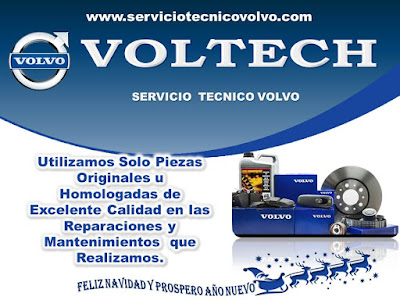 Suministro Repuestos Volvo