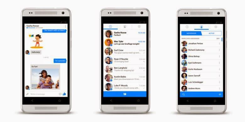 Facebook Messenger, Bisa buat Transfer Uang