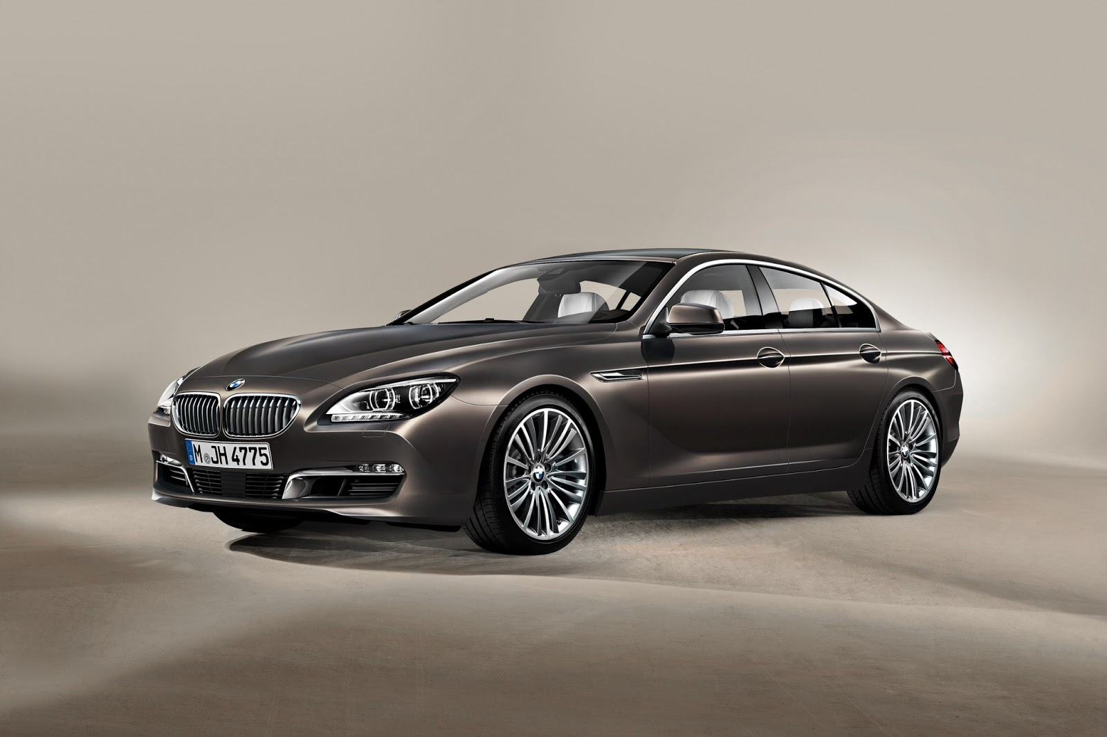 Cars GTO: 2013 BMW 6-Series Gran Coupe