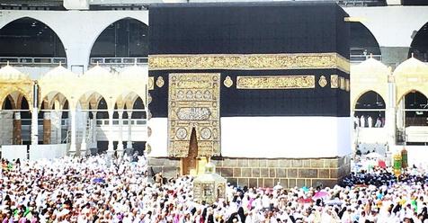 Suhu Di Makkah Mencapai 50 Derajat, Jamaah Haji Tetap Semangat Jalankan Ibadah