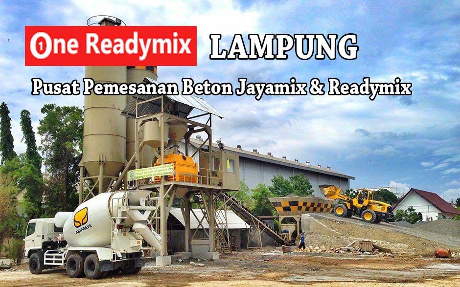 harga beton jayamix lampung 2020