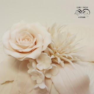 Фарфоровые цветы