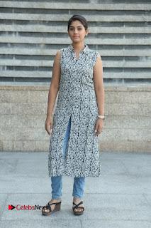 Telugu Television Actress Karuna Latest Pos In Denium Jeans  0096.JPG