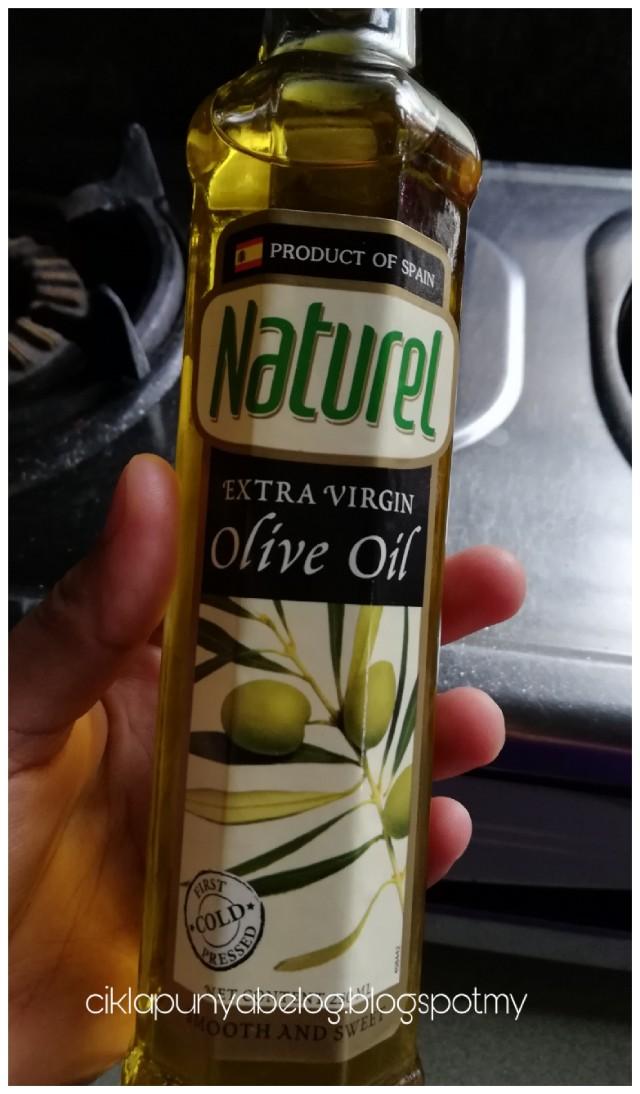 Pertama kali cuba minyak zaitun extra virgin! Jom kenali minyak zaitun dan jenis-jenisnya.